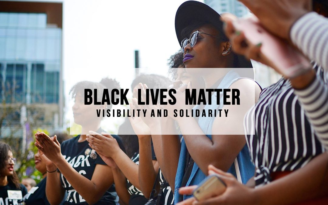 Black Lives Matter-Vancouver at the Vancouver Queer Film Festival